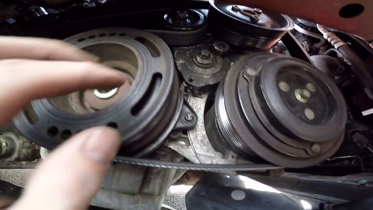 Chevrolet Timing Belt