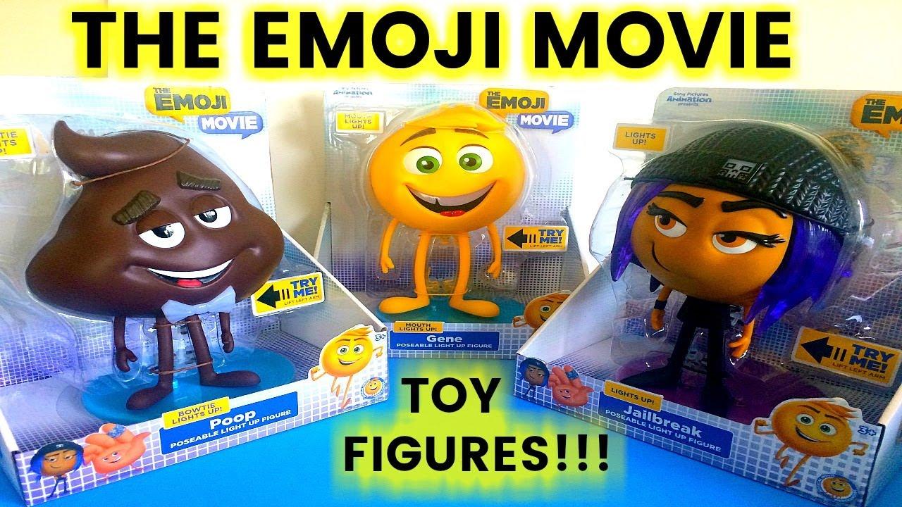 Sony The Emoji Movie Poop 5 Inch Plush Toy