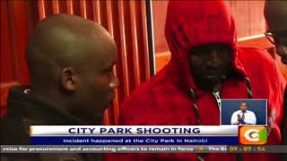 MONDAY SPECIAL: City park shooting