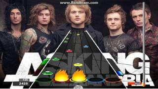 Guitar Flash The Death Of Me - Asking Alexandria 100% Expert 57,559