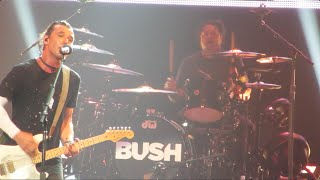 BUSH - This House is on Fire - The Wiltern 1/31/15