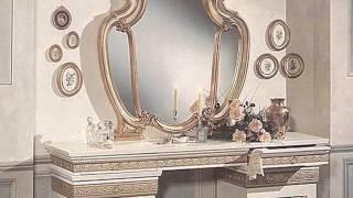 Зеркало в спальне — идеи выбора