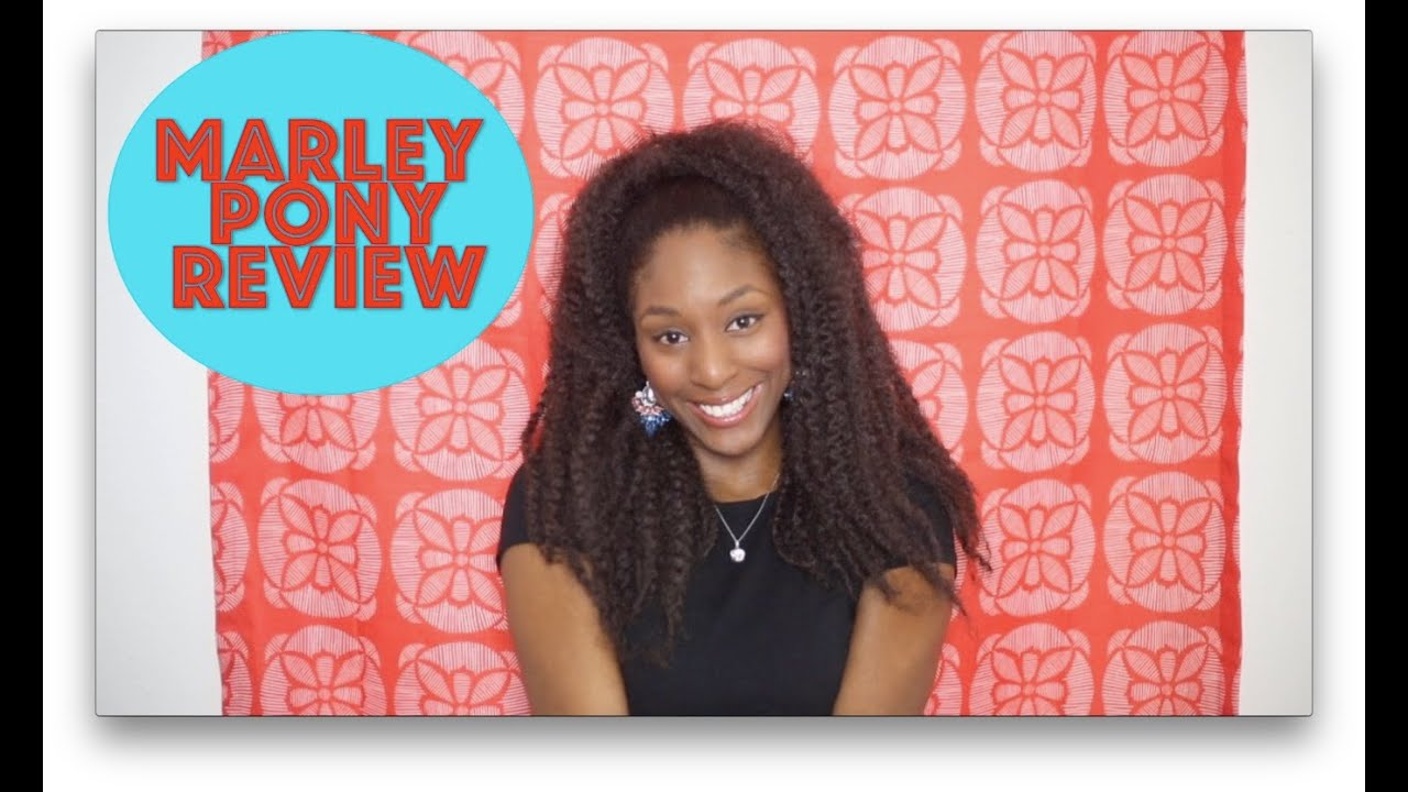protective style: jamaican girl twist ponytail - youtube
