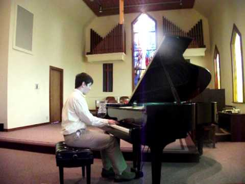 Tyler 2011 Washington State Music Teacher Competition Whidbey Island