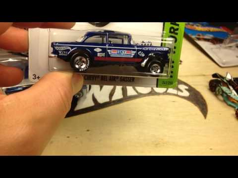 How to find a Hot Wheels Treasure Hunt   To Collecting Video 4