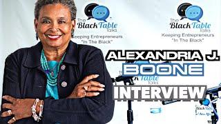 Alexandria Johnson Boone (Full Interview)