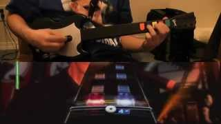 Green Day Rock Band (PS3) - American Idiot (Expert Guitar)