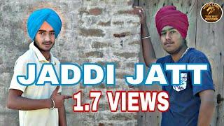JADDII JATT//SONG VIDEO BY::-HARMAN PANAG//LYRICS::-RAVINDER PANAG//ACTOR::-BALWANT PANAG