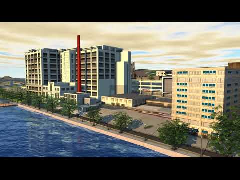 First Columbia's Redevelopment Plans for the Project: [Waterfront District]