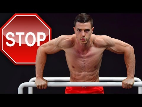 Muscle Ups Are a WASTE OF TIME (Do This Instead!!)