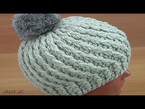 Nina Вязаные шапки для женщин Схемы вязания 100 моделей