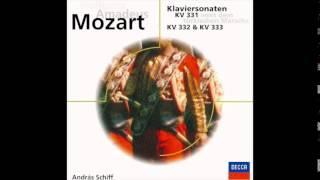 mozart piano sonata no 13 in b flat 1st movement kv 333 andra s schiff
