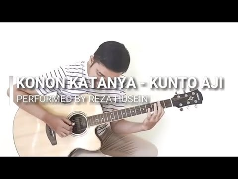 Konon Katanya - Kunto Aji (Fingerstyle Improvisation Acoustic Guitar Cover)