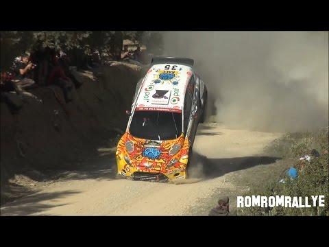 Rally RACC Catalunya - WRC Spain 2014 (Crash & Show)