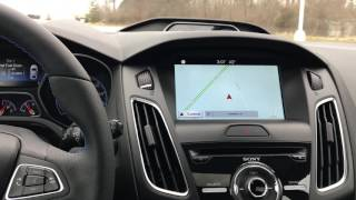 2017 Ford Focus RS Interior Review by Alex Buker Indiana