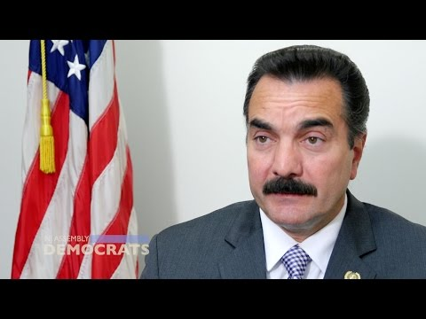 Assembly Speaker Prieto on Bills to Continue Funding Transportation Trust Fund in NJ (A-10 & A-11)