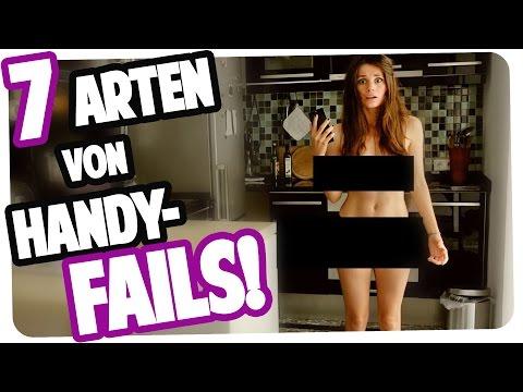 7 ARTEN VON HANDY-FAILS | Typisch! | Joyce