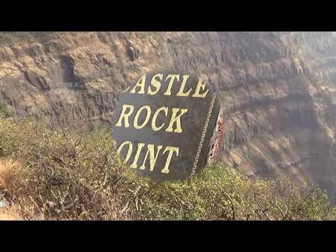 Castle Rock & Tiger Spring Point-Mahabaleshwar