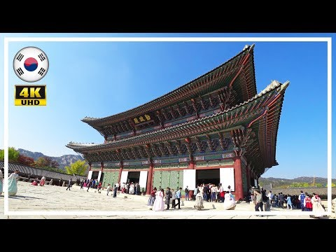 The Amazing ROYAL GRAND PALACES of Seoul, Korea (Travel Guide)
