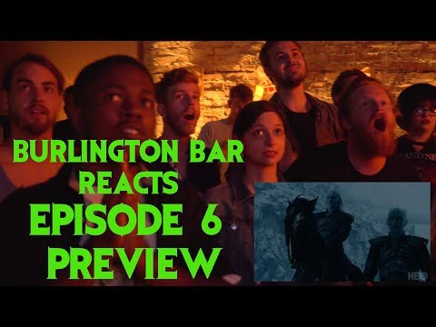 Burlington Bar S7x6 TRAILER REACTIONS