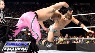 Zack Ryder vs. Tyler Breeze: SmackDown, November 19, 2015