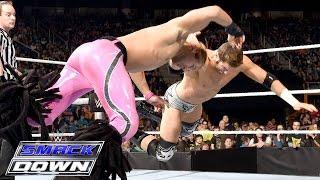 Zack Ryder vs. Tyler Breeze: SmackDown, November 19, 2015