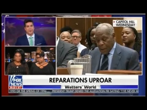 Diamond and Silk take on Reparations