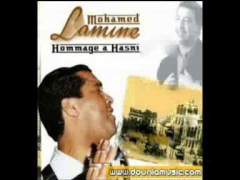 mohamed lamine hommage hasni