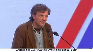 Emir Kusturica - Kosovo je najveće poglavlje političke pljačke novije istorije Evrope! (17.10.2015) thumbnail