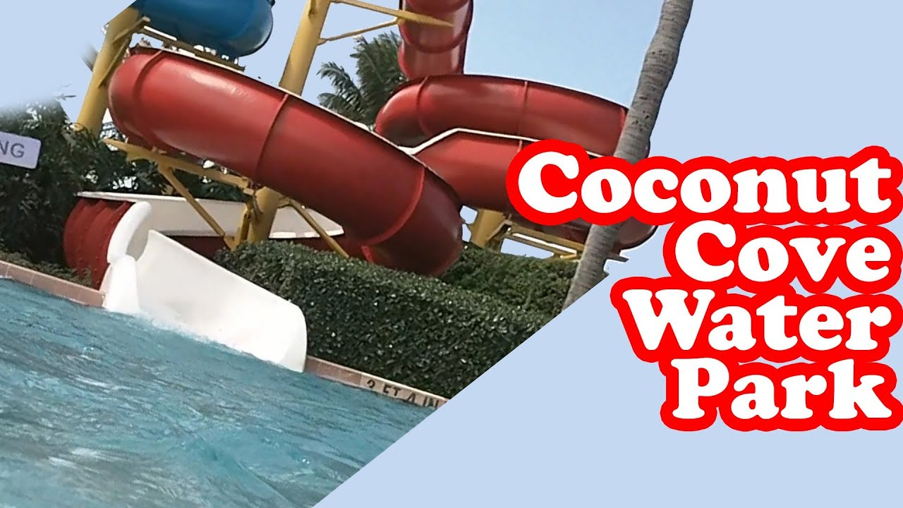 Coupon for coconut cove water park