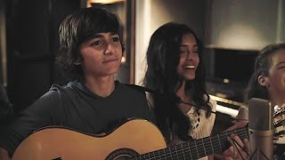 KIDS UNITED - La Camisa Negra (Version acoustique)