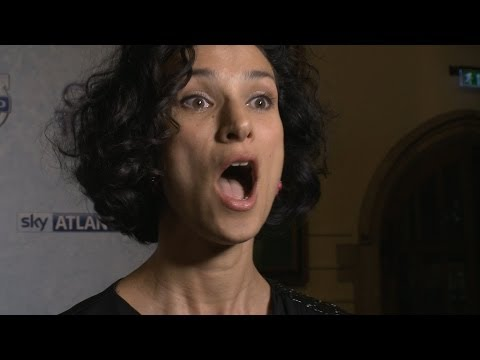 Indira Varma (Ellaria Sand) Interview - Game of Thrones Season 4 Premiere