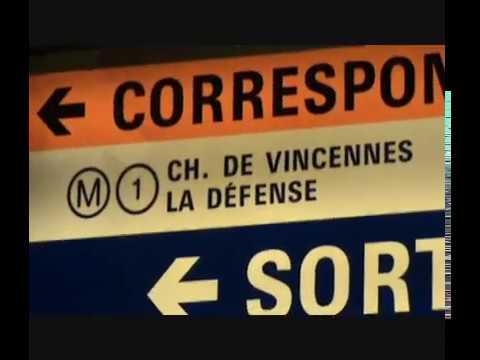 Comment prendre le Métro à Paris