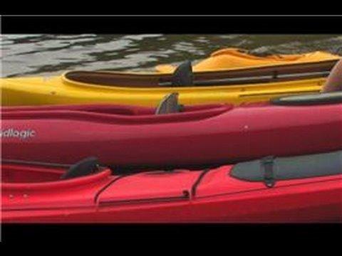 Kayaks : Buying