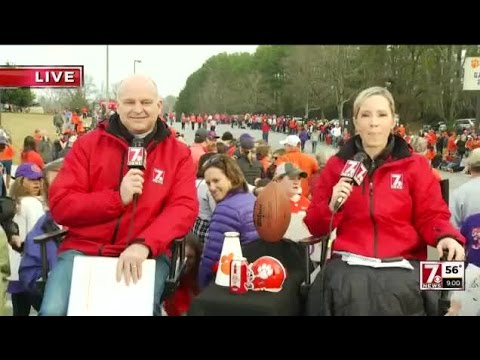 FULL Clemson National Championship Parade