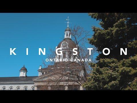 Kingston Ontario In 2 Minutes