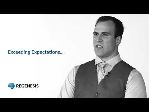 Tyler Harris, Project Supervisor, REGENESIS Remediation Services