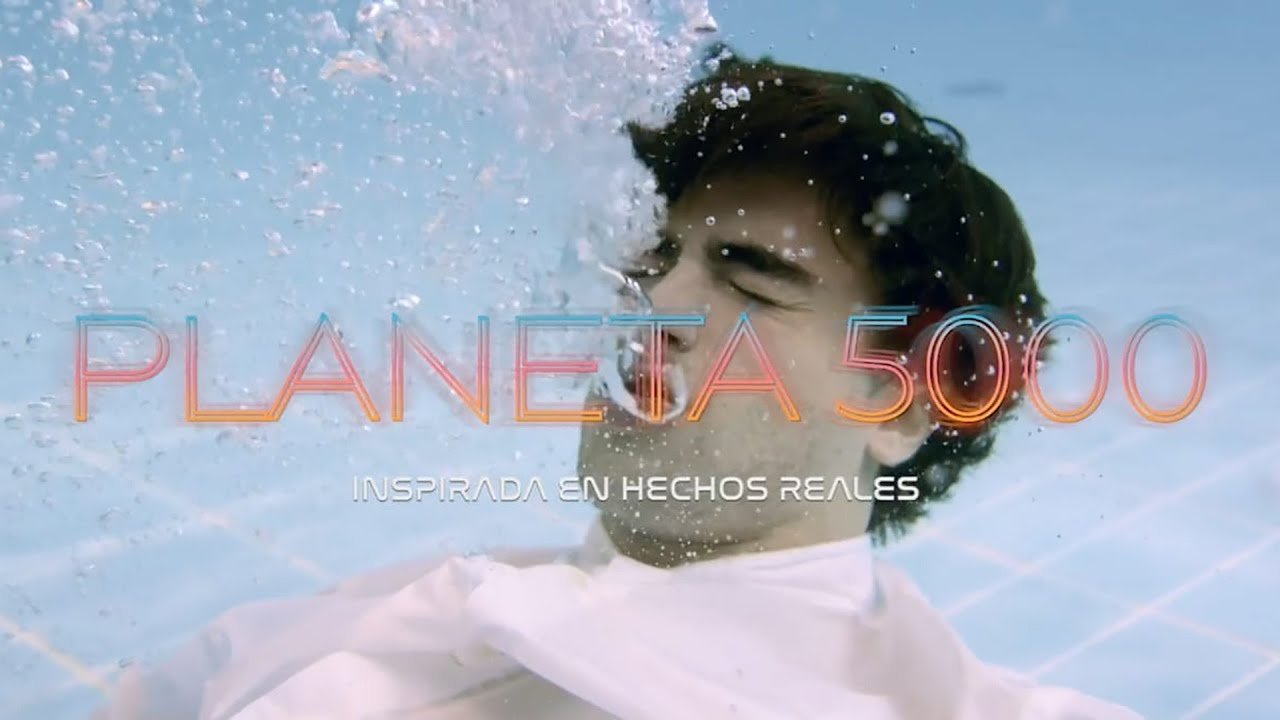 Movie of the Day: Planeta 500 (2019) by Carlos Val