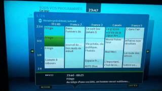 Bbox fibre tv