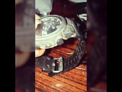 Diy Cleaning G-shock watch ( GA-310 )