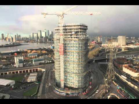 Hoola London Progress 11th January to 5th March 2016