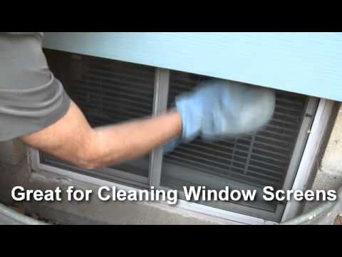 easy cleaning with the norwex dusting mitt youtube