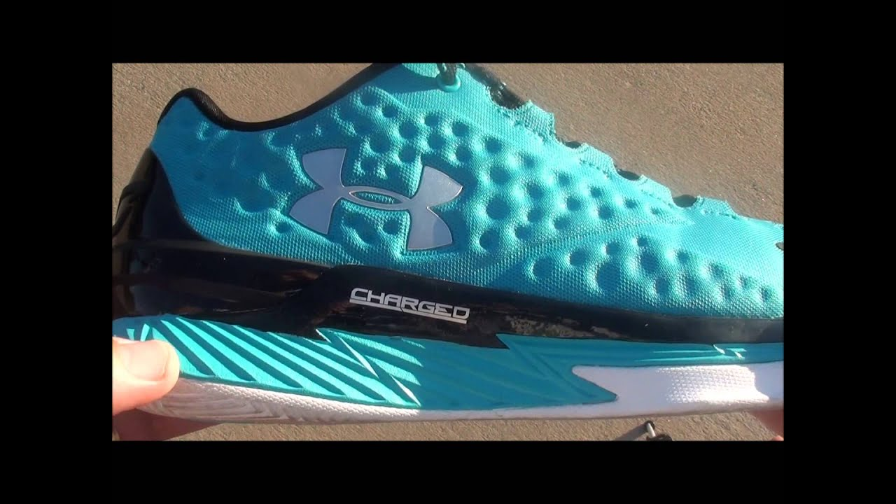1a40c2aee0f3 Weartesters Performance Review - Under Armour Curry 1 Low - YouTube