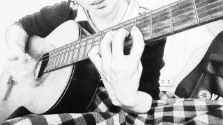 [Guitar Cover] Cơn Bão Nghiêng Đêm - Lê Cát Trọng Lý
