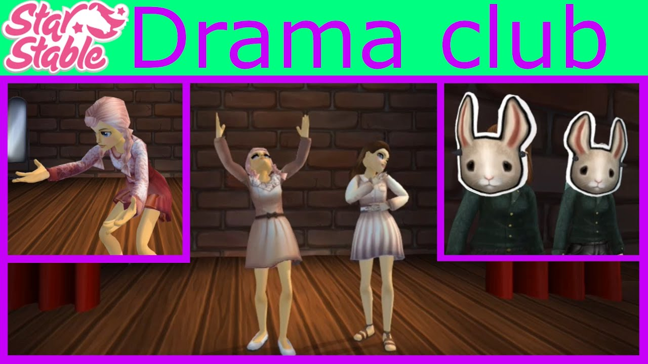 Drama club | Music video | Starstable Online