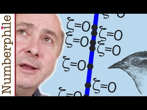 The Key To The Riemann Hypothesis - Numberphile