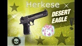HERKESE BEDAVA DESERT EAGLE HEDİYE- ZULA- LİNK AÇIKLAMADA