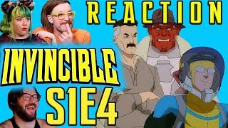 A Cellular Phone in AREA?! WTF?!// Invincible S1E4 RESPONSE!    NewsBurrow thumbnail