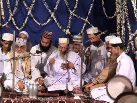 KASH MEIN GUMBAD-E-KHAZRA KA KABUTAR HOTA By Alhaaj Nisar Ahmed Saqlaini & Hamnava (DUFF Programme)