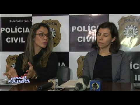 Vídeo mostra execução de jovem de dezoito anos   Jornal da Pampa   17/05/2018